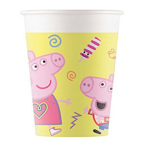 ČAŠE PEPPA PIG 200ml 8/1 910337