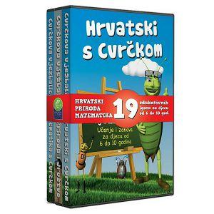 CD Cvrčkov komplet (hrvatski, priroda, matematika) 2+1 gratis