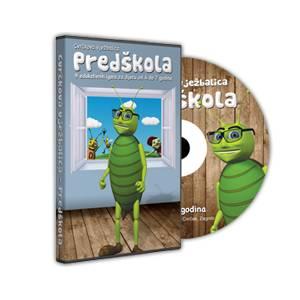 CD Predškola Cvrčkova Vježbalica 4-7 godina