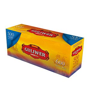 Cigaretni papir s filterom Guliwer 600/1