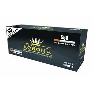 CIGARETNI PAPIR s filterom KORONA 550/1