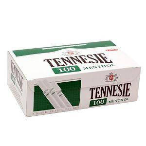 Cigaretni papir s filterom mentol Tennesie 100/1