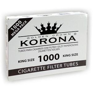 CIGARETNI PAPIR s filterom KORONA 1000/1