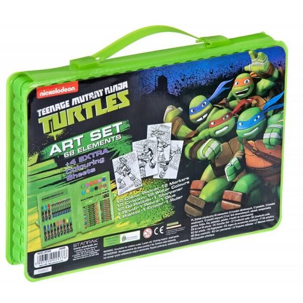 Crtaći set dječji Ninja Turtles