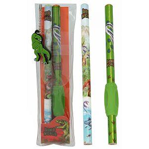 Dino World olovka set 2B 2/1 436292