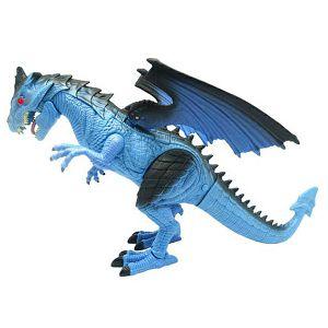 DINOSAUR NA BATERIJE Megasaur zvuk, svjetlo Dragon-I-Toys 666555