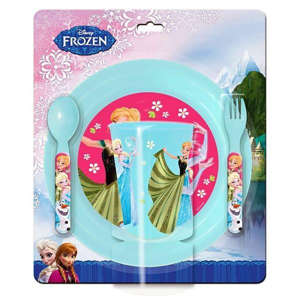 Dječji pribor za doručak Frozen RNA101502 593993
