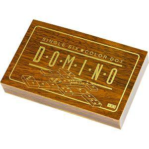 DOMINO DRVENI Exclusive u kutiji 1/28 112127