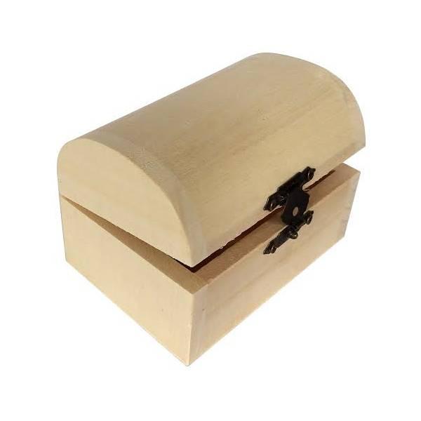 Drvena kutija 10 x 7 x 7cm