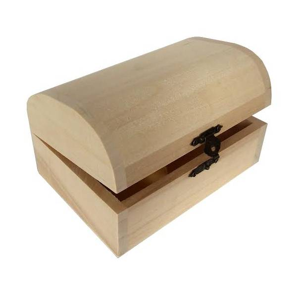 Drvena kutija 14 x 10 x 8cm