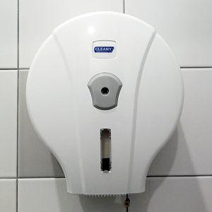 Držač toaletnog papira Mini Jumbo bijeli