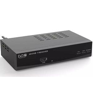 DVB-T2 prijemnik DENVER DTB-136