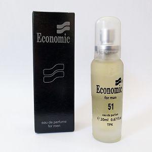Economic parfem br.111 muški, aromatični, drveni
