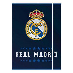 Fascikl s gumicom A4 Real Madrid 160955
