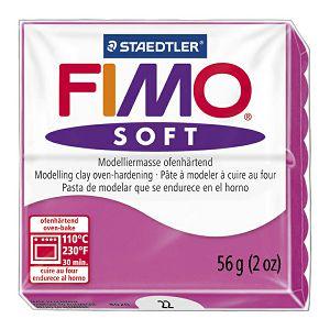 Fimo masa Soft 56g 22 roza