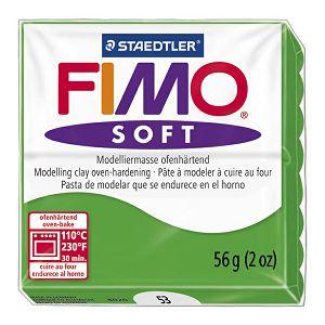 Fimo masa Soft 56g 53 tropsko zelena