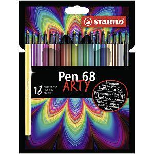 FLOMASTER STABILO Arty 18/1 Pen 68