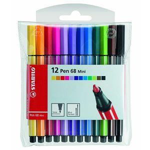 FLOMASTER STABILO Mini 12/1 Pen 68