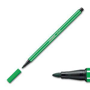 FLOMASTER STABILO Pen 68 zeleni