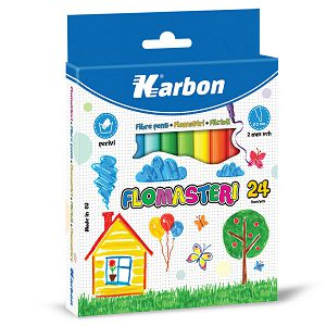 FLOMASTERI KARBON 24/1 026945