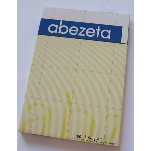 Folija laser za grafičku pripremu Abezeta  A4