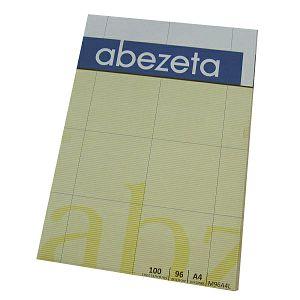 Folija laser za grafičku pripremu Abezeta 96my A3 100/1