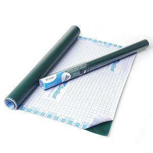 FOLIJA ploča zelena,samolj.45cmx2m,premjestiva,Fabriano Sadipal S0006245