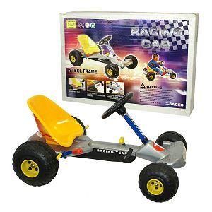 Formula na pedale Racing Car, 3+, max 35kg, 50x95x67cm 309209 Denis