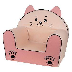 Fotelja dječja maca sa štikom Bubaba 041649
