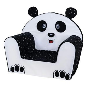 Fotelja dječja panda sa štikom Bubaba 041632