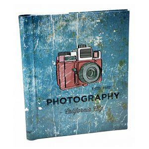Foto album Fandy DRS-20 SNAP 23x28cm/40str. za lijepiti plavi