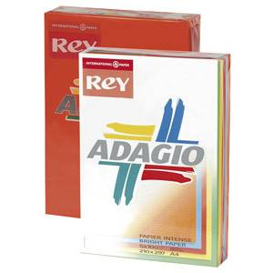 Papir Adagio intenzivno crveni A4 80gr 500/1