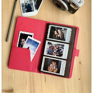 Fuji album Instax mini Laporta Rose