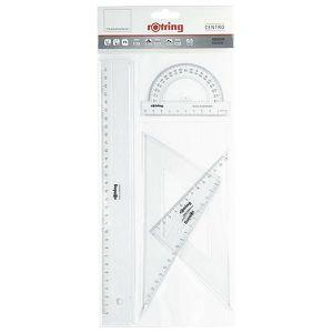 Geometrijski set Rotring Centro 823509