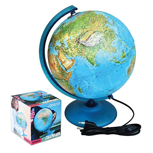 Globus 25cm STREET