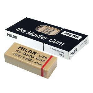GUMICA za brisanje MILAN The Master Gum 1420 za umjetnike 014209