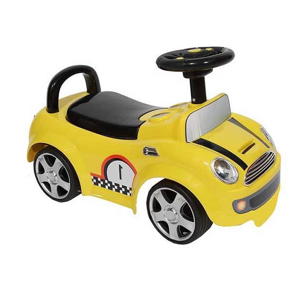 Guralica Automobil – žuta