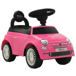 Guralica dječja Baby mix Fiat 500, roza 253438