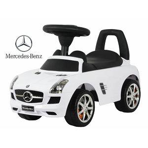Guralica dječja Baby mix Mercedes SLS AMG bijeli