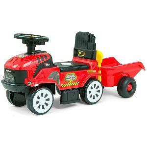 Guralica dječja Milly Mally Traktor crvena 124606