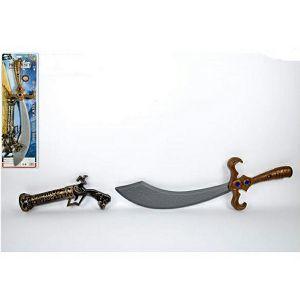 GUSARSKI SET Pištolj i Mač Cigioki 413036