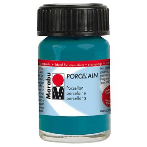Hobby boja za porculan i keramiku 15ml Marabu petrolej 092