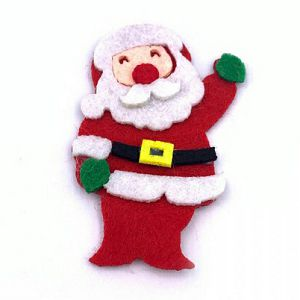 HOBBY dekorativni oblik filc Djed Božićnjak