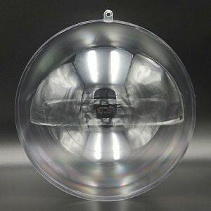 HOBBY KUGLA PVC, prozirna 6cm 0733