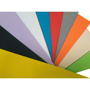HOBBY Moosgummi 60x40cm Apli 10L mix boje