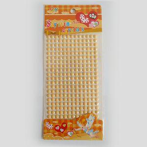 Hobby Stickers naljepnice perle bež 4092