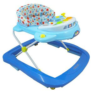 Hodalica zvučna Baby mix plava