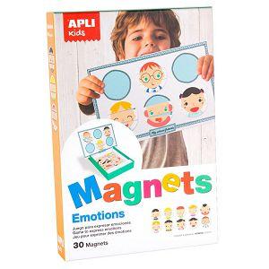 IGRA MAGNETNA kreativna Emotions 30 magneta Apli Kids 148036