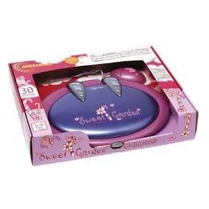 Dječje prijenosno računalo Mehano sa 60 igrica rozo