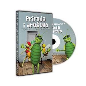 Interaktivni CD Priroda i društvo 6-10 godina